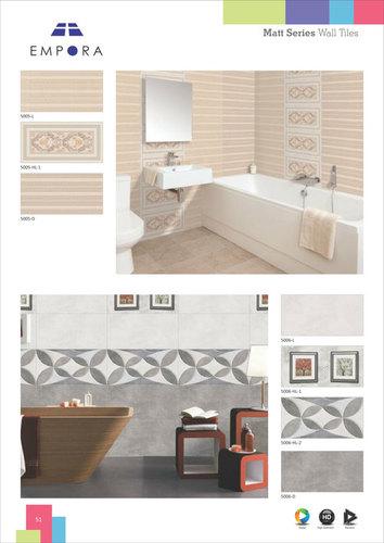 tasmania Bone Glazed Wall tiles