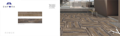 Digital Wintage Look Porcelain Tiles