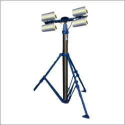 Tripod Mast Light Tower