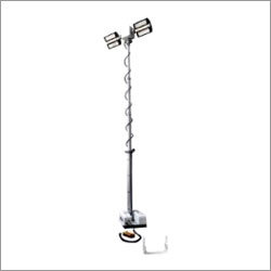 Roof Mount Telescopic Mast Light