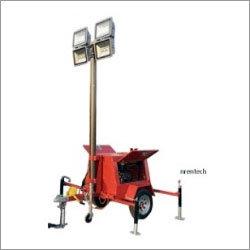 Mobile Light Tower