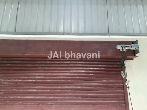 side Motor electrical operated rolling shutter