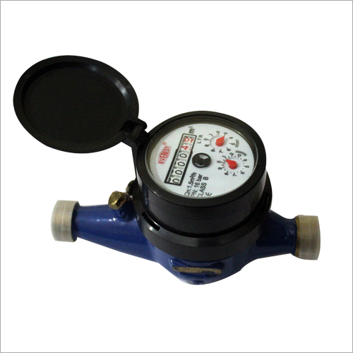 Multi Jet Water Meter Class B DN15 Copper Can