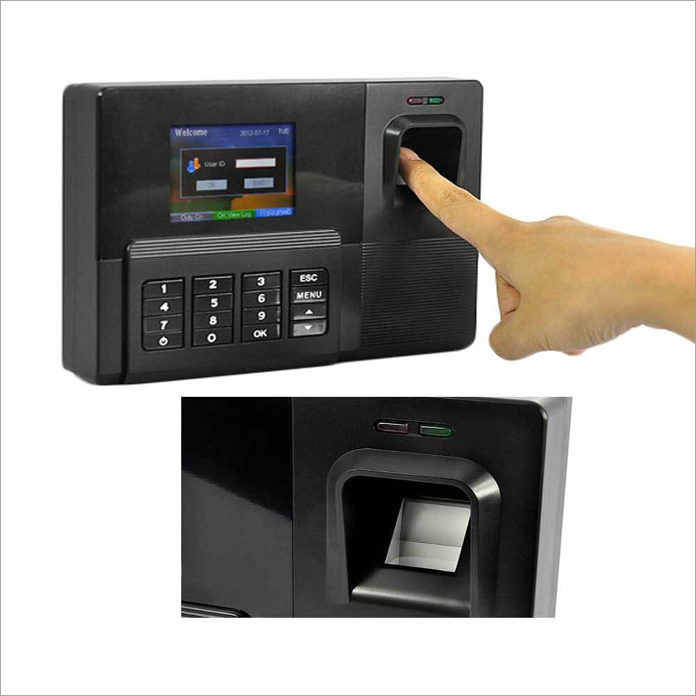 Biometric Devices Installation Services