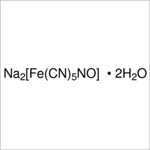 Sodium nitroprusside LR AR