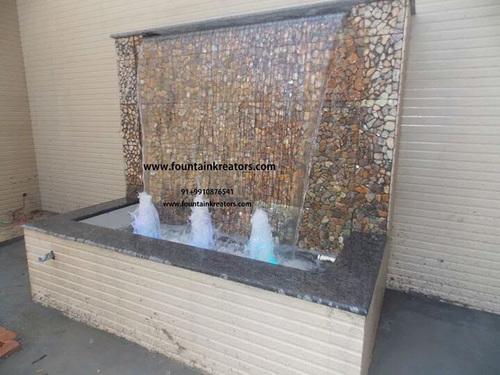 Geyser Jet Fountains