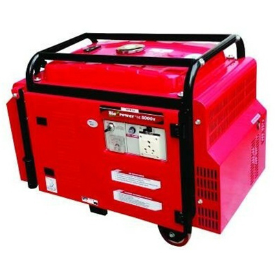 Silent kerosene generator