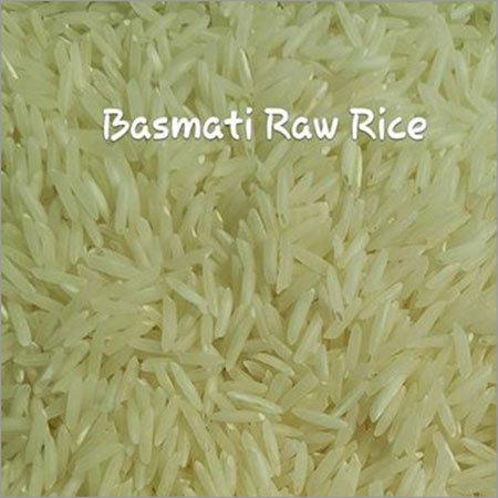 Basmati Raw Rice
