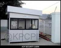 Security Guard Cabin