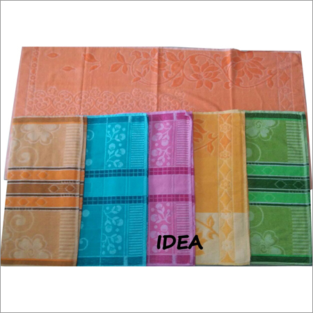Cotton printed Towels