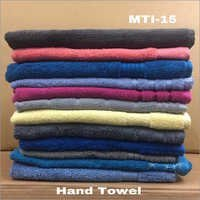 Pima cotton bath towels