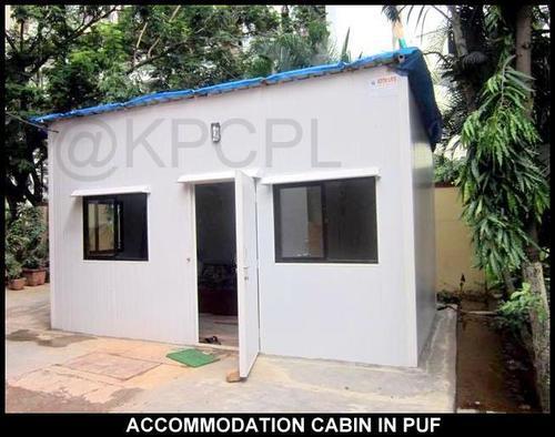 PUF Guard Cabin