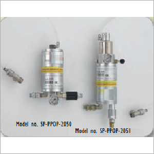 Pneumatic Piston Oil Pump
