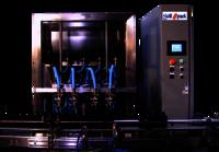 chemical bottle filling machine