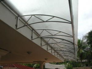 Polycarbonate Shades