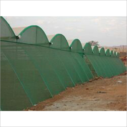 Commercial Poly Greenhouse