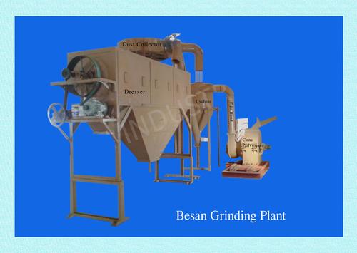 Besan Grinding Plant