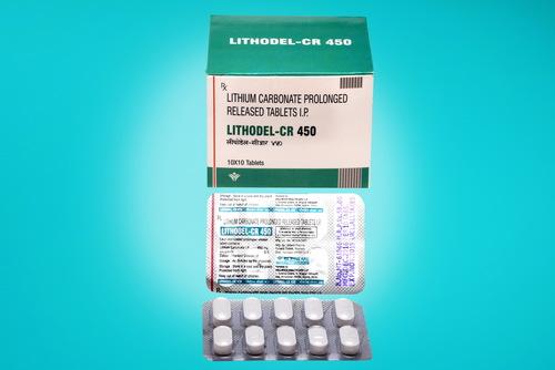 Lithium carbonate 450
