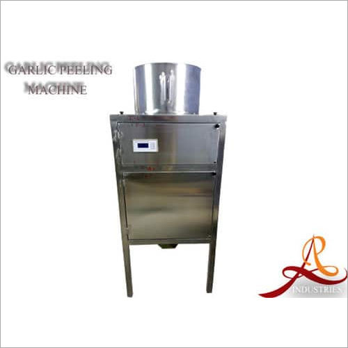 Garlic Cleaning Machine