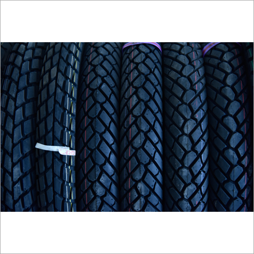 3 Inch Bike Rubber Tyre