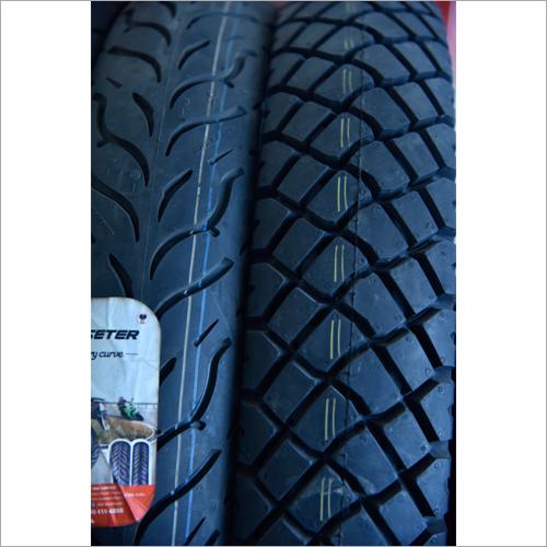 2 Wheeler Rubber Tyre