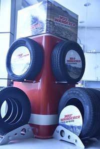 MRF Car Tyre