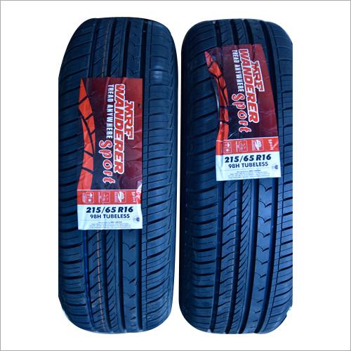 Car Tubeless Tyre