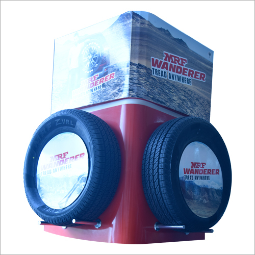 MRF Car Rubber Tyre