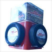 MRF Car Rubber Tyre
