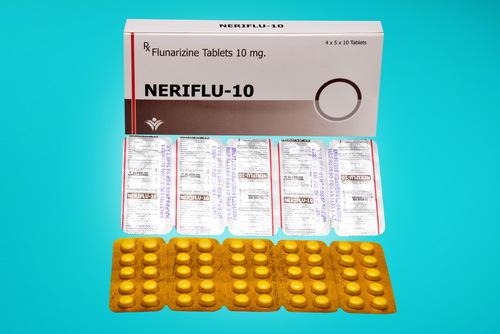 Flunarizine 10 mg