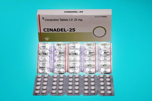 Cinnarizine 25