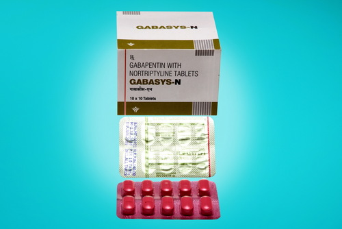 Gabapentin Nortriptyline Tablet