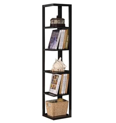 Mimi Bookshelf (Mahogany Finish)