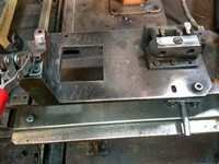 Soker Welding Fixture For Robot Machine