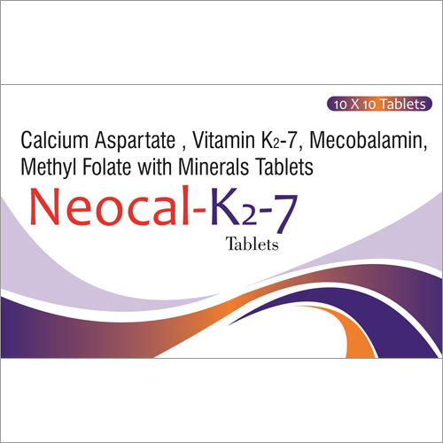 Neocal K2-7 Tablets