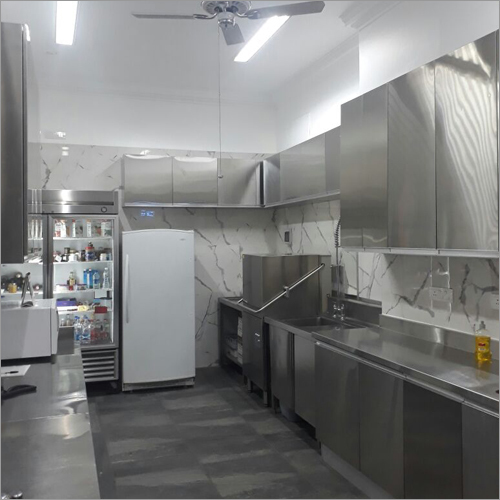 Steel Kitchen