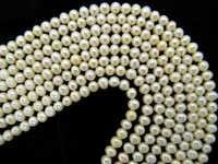 Pearl Golden Color Beads