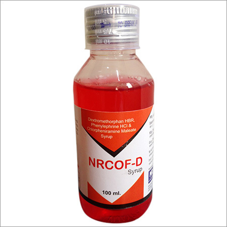 NRCOF D Cough Syrup