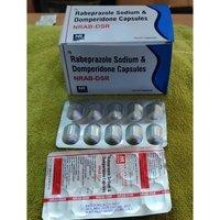 Rabeprazole sodium Domperidone SR Capsules