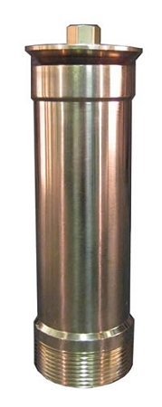 Ball jet Nozzle Body Brass with Chrome plated