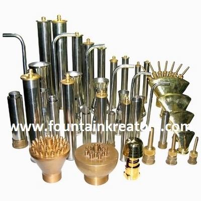 Outdoor & Indoor Nozzle Body Brass