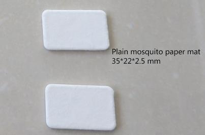 Plain Mosquito Paper Mat