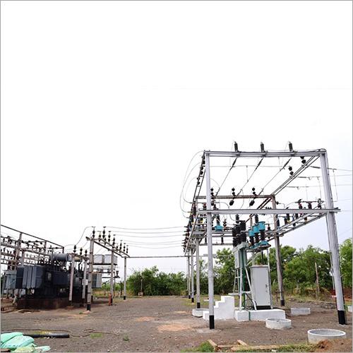 Transformer Substations Yard