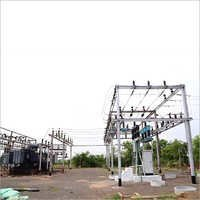 Transformer Substations Yard