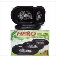 Hero Serving Tray Set (Sunny Tray)
