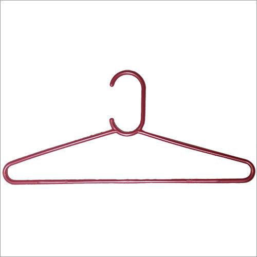 Red Plastic Hanger