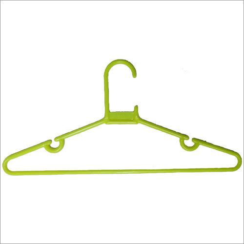 Parrot Green Plastic Hanger