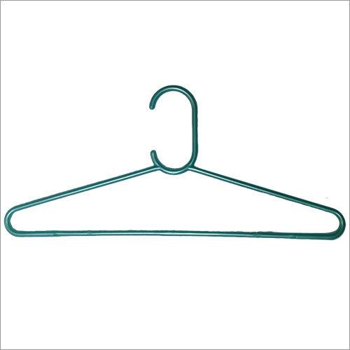 Dark Green Plastic Hanger