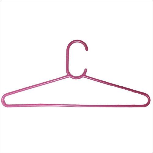Pink Plastic Hanger