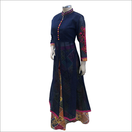 Ladies Designer Slit Cut Kurti